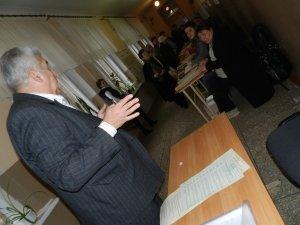 Фото: Як у Полтаві голосували кандидати у нардепи: Василь Ковальчук (фото)