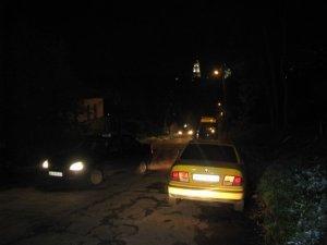 Фото: ДТП у Полтаві: легковик та інкасаторська машина заблокували дорогу