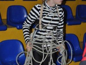 Фото: На Розсошенцях розпочалися змагання серед полтавських туристів (фото)