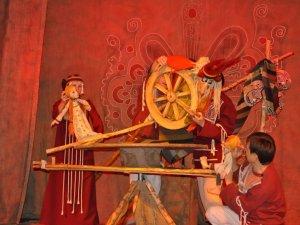 Фото: Московський театр ляльок у Полтаві: казка про добро і чисте серце