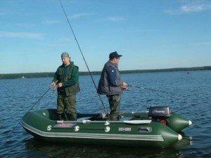 Фото: Полтавці посіли переможні місця у чемпіонаті з риболовлі