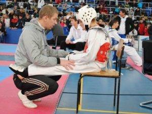 Фото: У всеукраїнському турнірі з тхеквондо в Полтаві господарі вирвали перемогу
