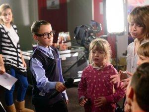 10-річний полтавець Льоша Ткаченко став наймолодшим ведучим вокального проекту «Голос. Діти»