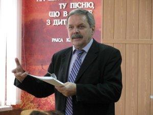Фото: До Полтави приїхав дисидент та правозахисник Мирослав Маринович