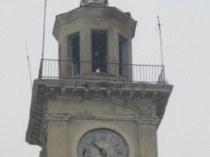Фото: Полтавський «Біг-Бен» нарешті відремонтують (фото)