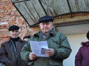 Фото: У Полтаві призупинили будівництво заправки на Дублянщині