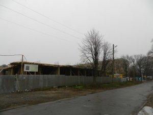Фото: На районі: від Тролейбусного депо до вулиці Артема