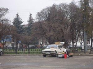 Фото: На районі: від Південного вокзалу до зупинки Богдана Хмельницького