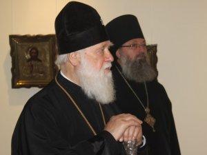 Фото: До Полтави на 2 дні приїхав Патріарх Філарет (фото)