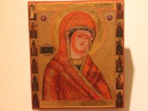 Фото: У Полтаві демонструють виставку старовинних ікон з приватних колекцій