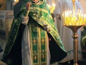 Фото: Патріарх Філарет провів у Полтаві Божественну Літургію (фото)