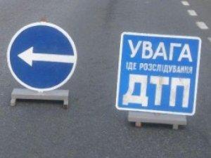 Фото: Полтавка на «Тойоті» збила двох дівчат на пішохідному переході (+ карта)