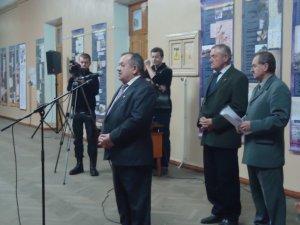 Фото: У Полтаву привезли націоналістичну виставку розсекречених архівних документів (фото)