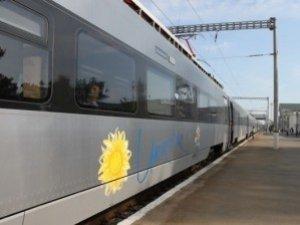 Фото: У п'ятницю через Полтаву пускають додатковий потяг Інтерсіті