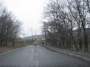 Фото: Серпантин на Червоний Шлях у Полтаві обіцяють перекрити вже в грудні