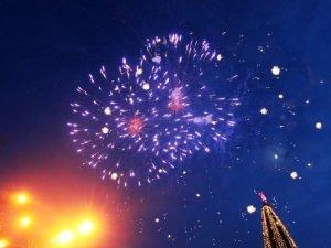 Де і коли у Полтаві можна побачити новорічні феєрверки