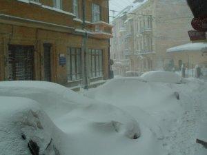 Фото: Олександр Іваніна: Приватні автомобілі – найнебажаніша річ у місті. Принаймні взимку