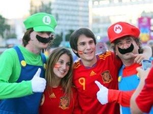 Фото: UEFA EURO 2012™. Погляд через об'єктив (фоторепортаж)