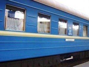Фото: Пасажирський потяг, що їздить через Полтаву, змінить час відправлення