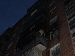 Фото: У Полтаві вигоріла квартира: господарі лишилися документів та речей