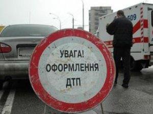 Фото: Під Полтавою зіткнулись два легковики: є постраждала (карта)