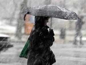 Фото: На 23 січня синоптики прогнозують сніг та дощ