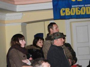 Фото: Річниця бою під Крутами: полтавцям показали фільм і влаштували концерт (+фото)
