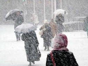 3 лютого в Полтаві сніжитиме