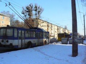 Фото: Полтавським тролейбусам компенсують проїзд пільговиків на 18 мільйонів гривень