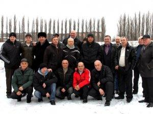Фото: Полтавські ветерани мотоспорту відзначили 40-річчя свої команди (фото)