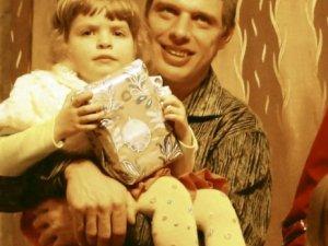 Фото: У Полтаві батько 3-річної дівчинки потребує допомоги