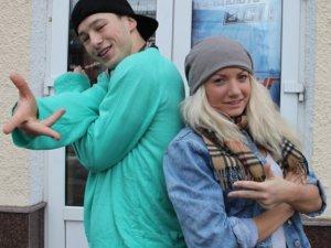 Фото: У Полтаві Олександр Геращенко та Марта приходили на кастинг «Танцюють всі-6» (фото)