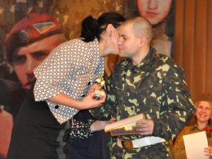 Фото: У Полтаві визначили переможців 4 конкурсу військово-патріотичної пісні (+ фото)