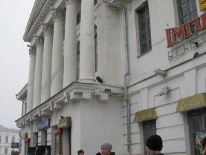 Фото: У Полтаві орендар зголосився ремонтувати кінотеатр імені Котляревського