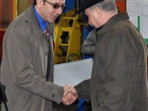 Фото: Полтавський тепловозоремонтний завод підняв прапор після затяжної зими