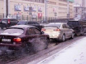 Рятувальники закликають полтавських водіїв не виїжджати з дому