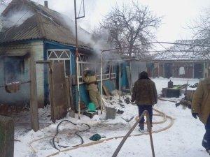 Фото: Полтавець хотів покінчити із життям, не змігши винести дружину з палаючого будинку