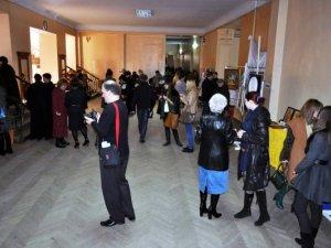 Фото: У Полтаві Всеукраїнський християнський семінар зібрав аншлаг (фото)