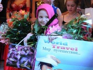 """Фото: У фіналі полтавського шоу """"5 елемент"""" опинилися Маша та Ведмідь"""