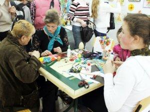 Полтавські школярі отримали майстер-клас від митців з різних куточків області