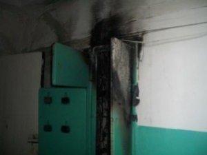 Фото: Полтавців просили не виходити з квартир багатоповерхівки на Артема через дим