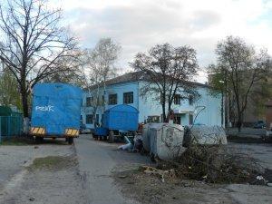 Фото: У Полтаві  почали ремонт  вулиці Володарського (фото та карта)