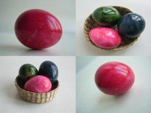 Фото: Цікаві способи зробити крашанки на Великдень