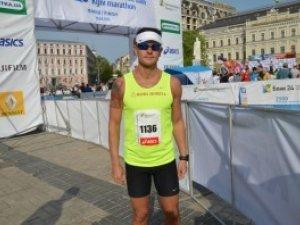 Фото: Полтавець здолав марафонську дистанцію і готується підкорювати Європу