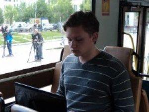 Фото: У Полтаві в тролейбусах боротимуться з конкурентами безкоштовним Wi-Fi