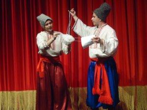 """Фото: Вірменські лялькарі прокладали """"Зоряний шлях"""" до полтавських глядачів"""