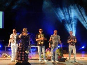 Фото: У Полтаві на концерті гурту «Фрістайл» зал співав разом із Ніною Кірсо