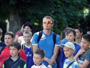 Фото: В Полтаві стартував чемпіонат України з дворового футболу