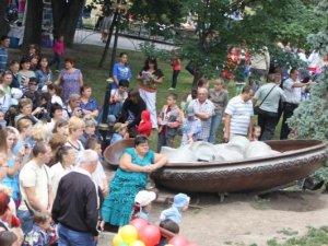 Фото: Полтавців запрошують на Свято галушки
