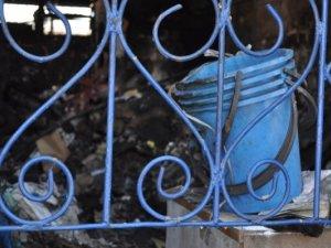 Фото: Продавці на центральному ринку Полтави стверджують, що підпалу не було